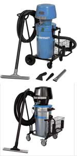 Nederman/Norclean Vacuum Cleaners