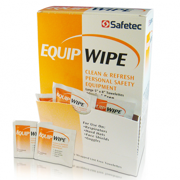 Respirator Clean Wipes