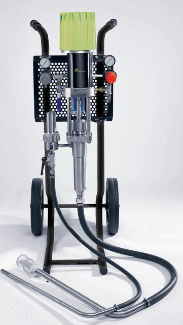 20 25 Airmix Pump Intensive Pump Spray Painting And