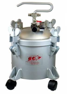 10 Litre Pressure Pot Spray Painting And Powder Coating