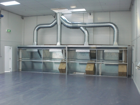 Open Face Spraybooths Spray Painting And Powder Coating